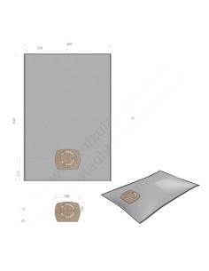 Σακούλα ηλεκτρικής σκούπας βαρέλι EINHELL/KARCHER/AQUAVAC/THOMAS/ΓΕΝΙΚΗΣ ΧΡΗΣΗΣ