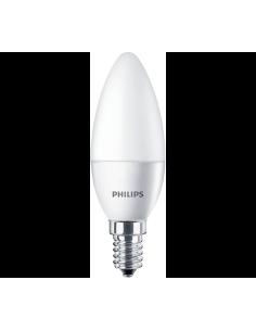 Λάμπα led κερί 5.5W E14 B35 2700Κ PHILIPS PHILIPS LLEDC0001
