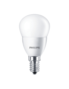Λάμπα led κερί 5.5W E14 P45 2700Κ