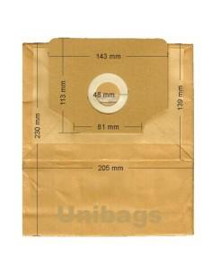 Σακούλα ηλεκτρικής σκούπας ELECTROLUX/PROGRESS ELECTROLUX SAK1450