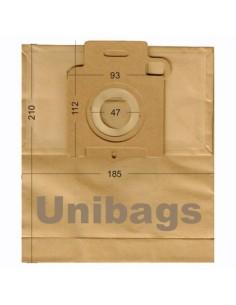 Σακούλα ηλεκτρικής σκούπας PANASONIC  SAK1650