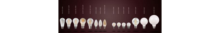 Λαμπτήρες LED Filament