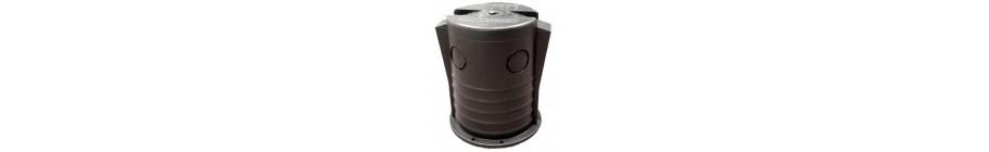 Χωνευτά κουτια φωτιστικών R50/R63/R80
