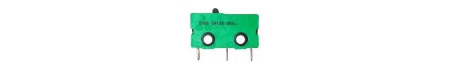 Μικροδιακόπτες, www.ploutarxoselectronics.gr
